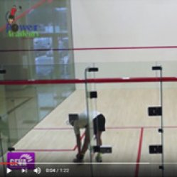 Video Design for Squash Club