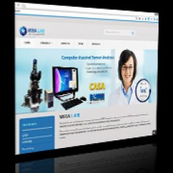 Web Design for MIRA LAB