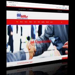 Web Design for ELFAEED Recruitment Agency